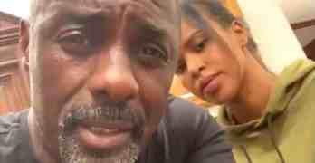 Idris Elba coronavirus
