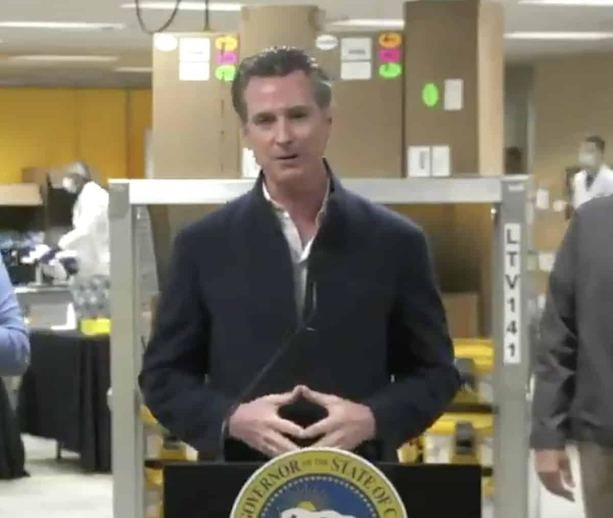 Newsom signs statewide eviction moratorium due to coronavirus