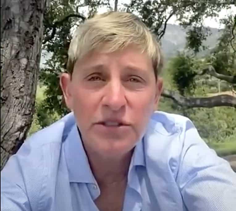 Ellen DeGeneres Demands ''Justice For All'' After George Floyd's Death