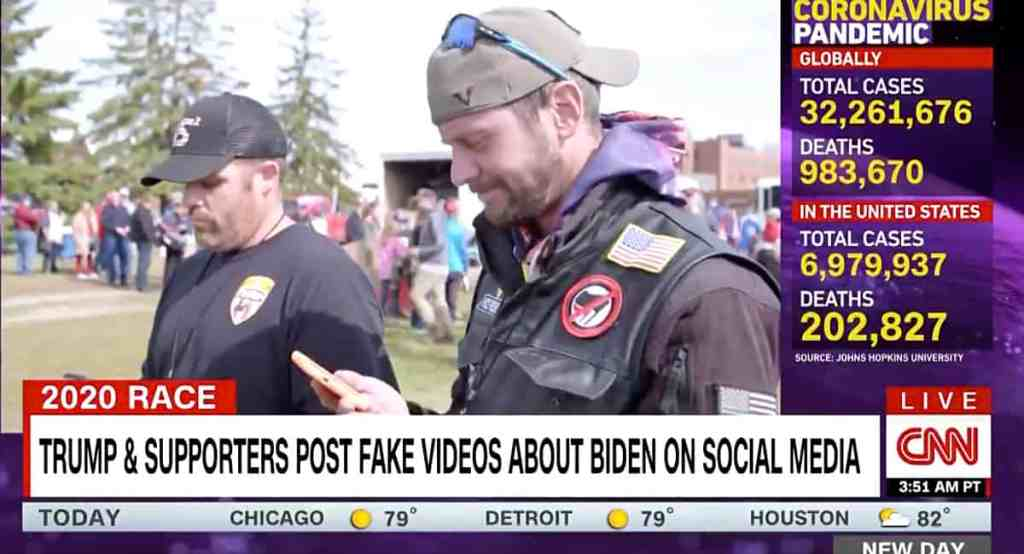 fake biden video