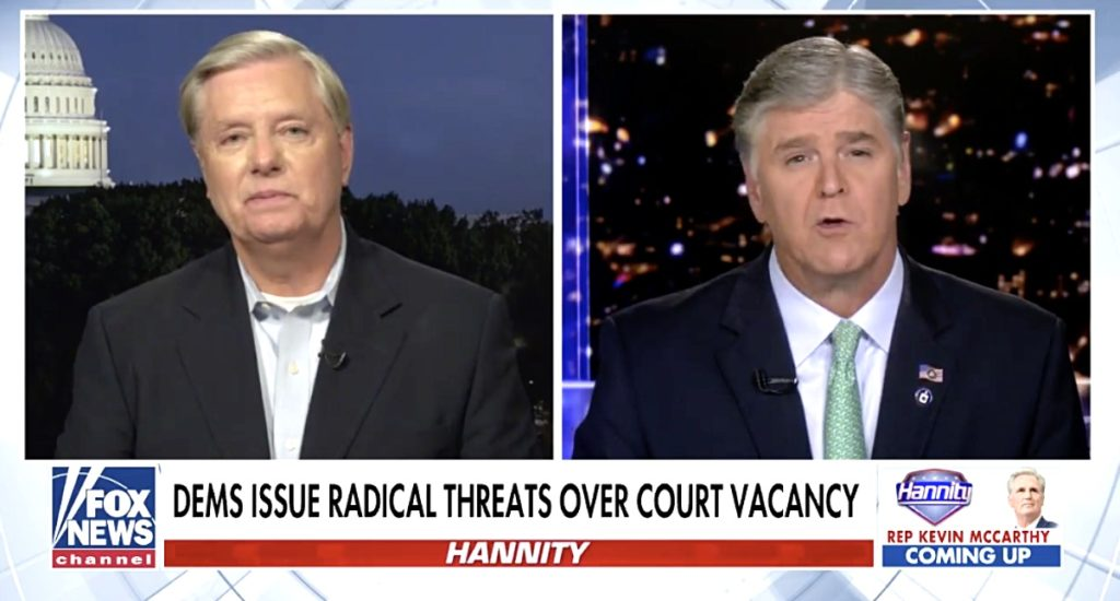 Lindsey Graham Sean Hannity