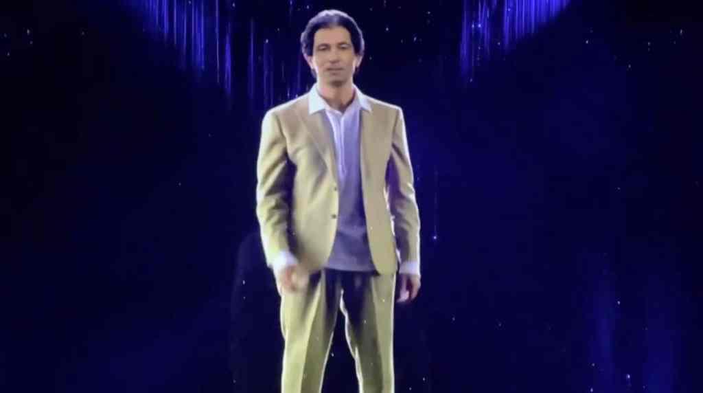 kardashian hologram