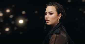 Demi Lovato commander in chief