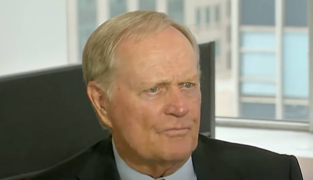 Jack Nicklaus backs Donald Trump to prevent a 'socialist America'