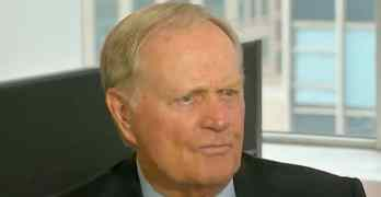 Jack Nicklaus Trump endorsement