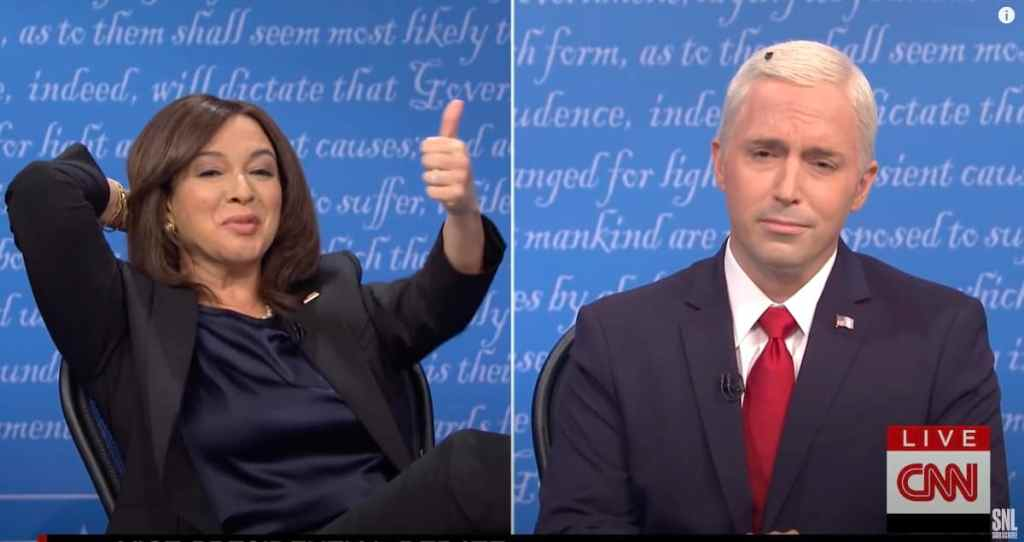 snl fly pence