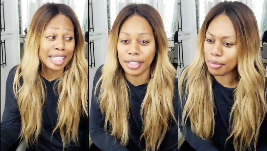 Laverne Cox Speaks Out After Transphobic Attack in Los Angeles