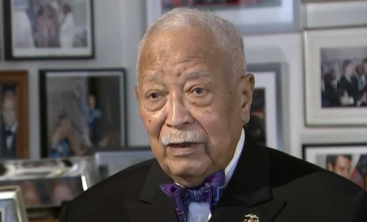 NYC's First and Only Black Mayor David Dinkins, Dead at 93