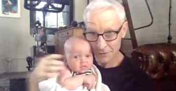 Anderson Cooper baby