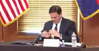 Doug Ducey Trump phone call
