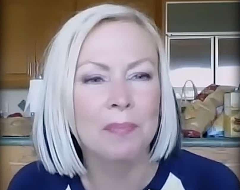 Terri Nunn Apologizes For Performing Berlin At Mar-A-Lago