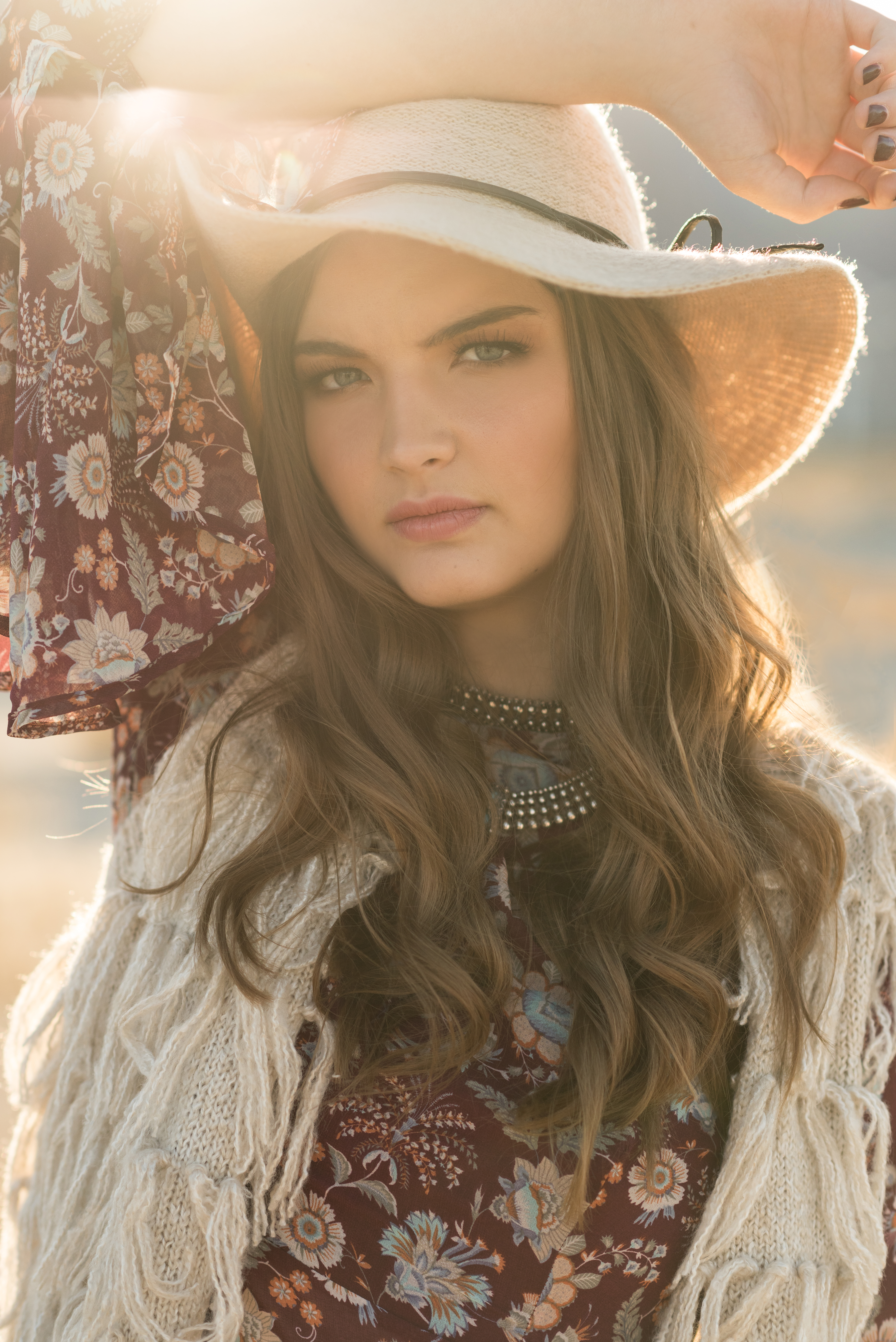 Senior Pictures Palm Springs Ivy Towler 2018-15