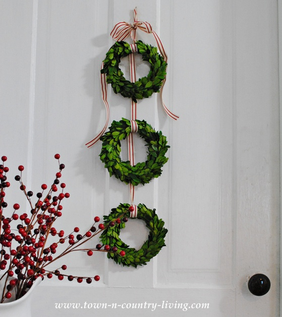 25 DIY Christmas Decorating Projects Town Amp Country Living