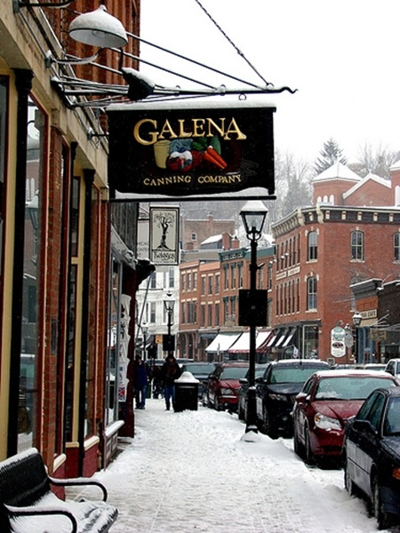 Christmas In Galena Illinois Town Amp Country Living