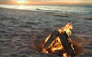 Beach-Bonfire