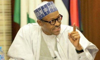 Buhari Talks Tough