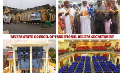 Rivers Traditional Rulers Secretariat