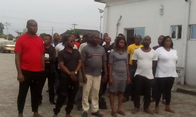 Presidential Election Fallout: Army Parades Governor Wike's Commissioner