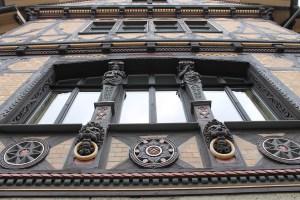 Henneberger Haus, facade details (c) kheymach