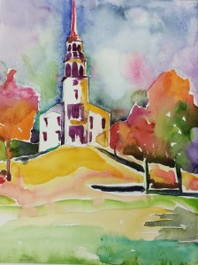 sterne-windsor-vermont-14x10-watercolor