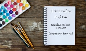 Kintyre Crafters