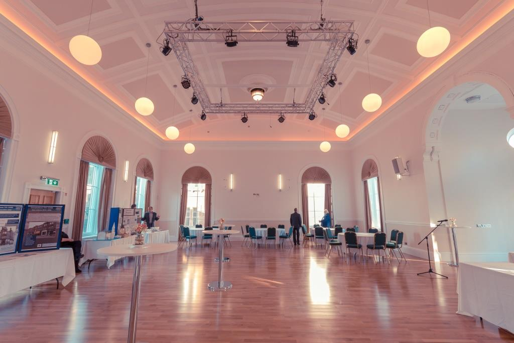 Campbeltown Town Hall - Main Hall
