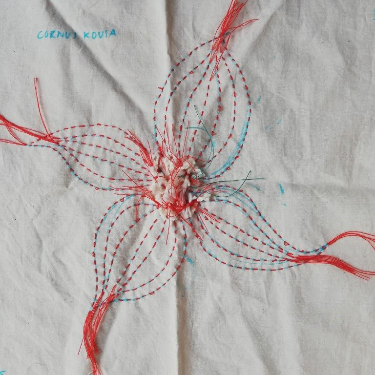 Flower Shaped Pillow | The Stitching