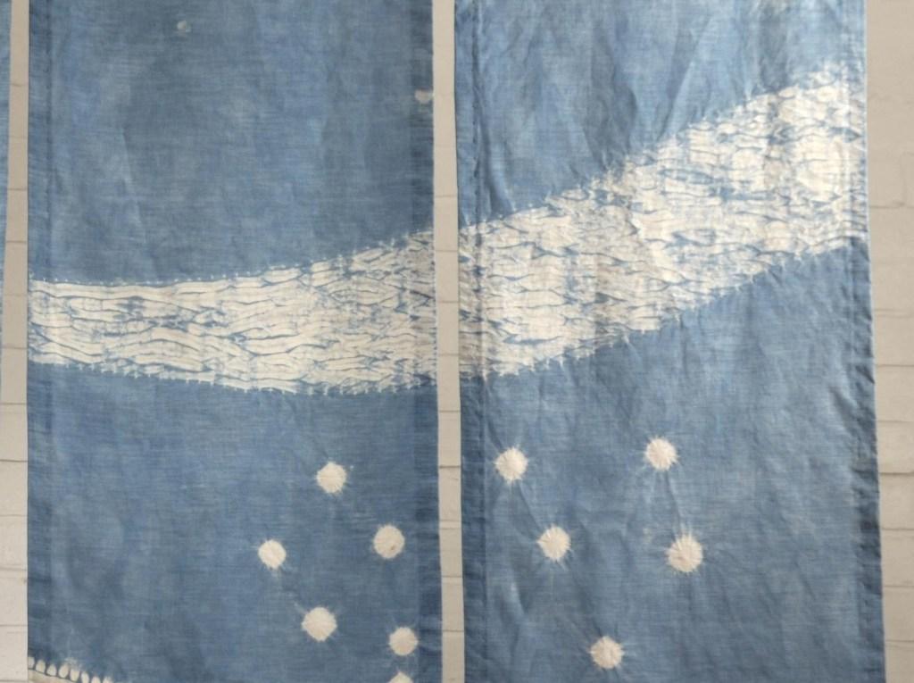 Shibori 2 panel design