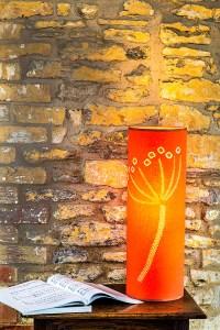 Hogweed lamp 60 x 20 cms