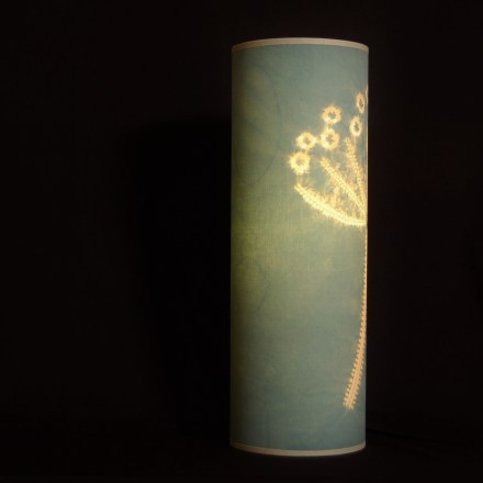 Indigo and fustic hogweed lamp (2)