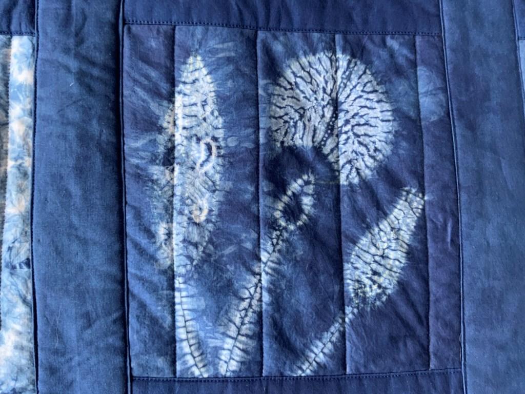 William de Morgan inspired pattern