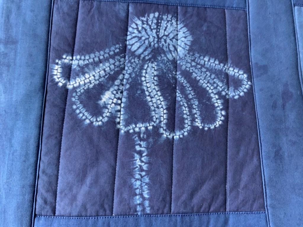 Helenium flower design