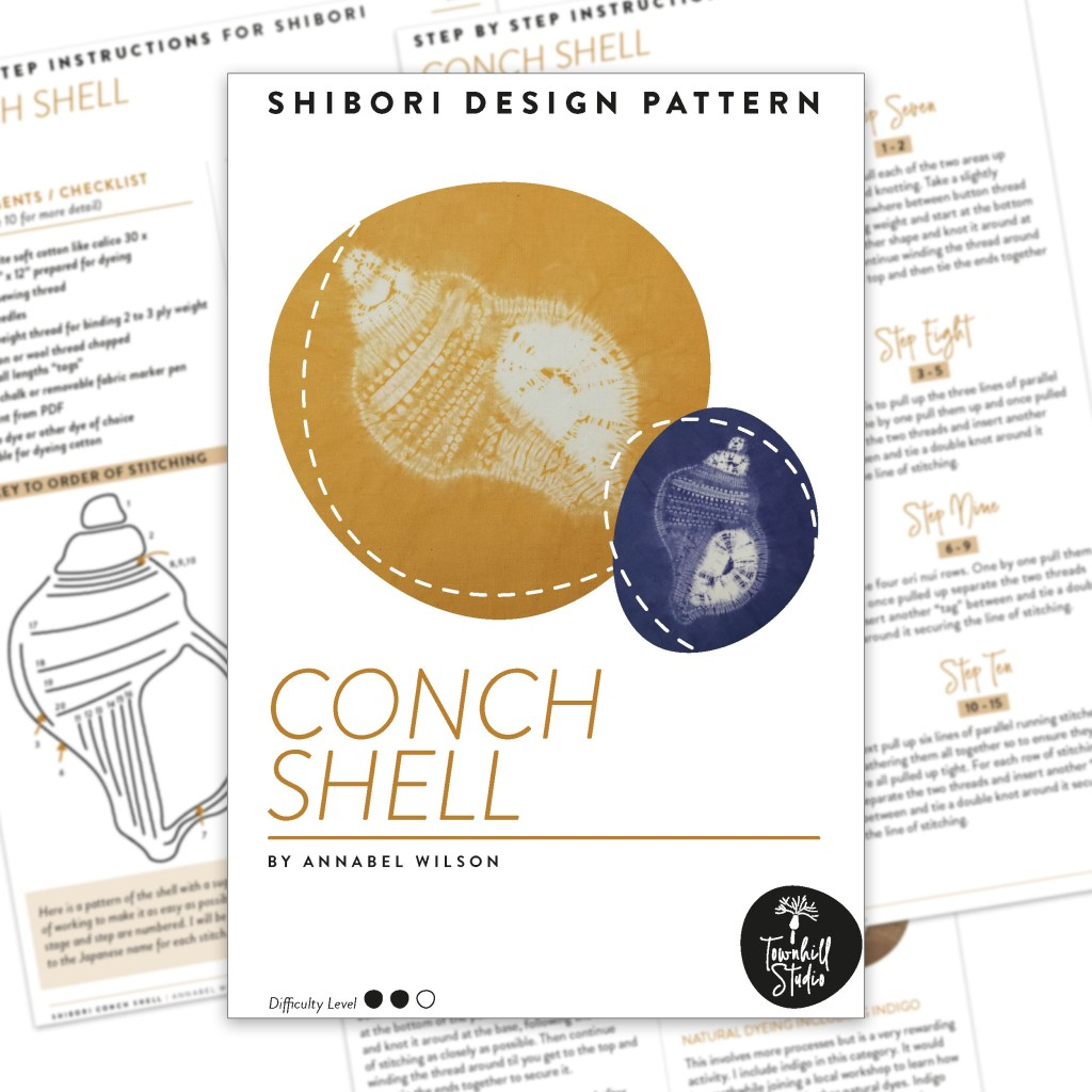 Shibori Pattern Downloads