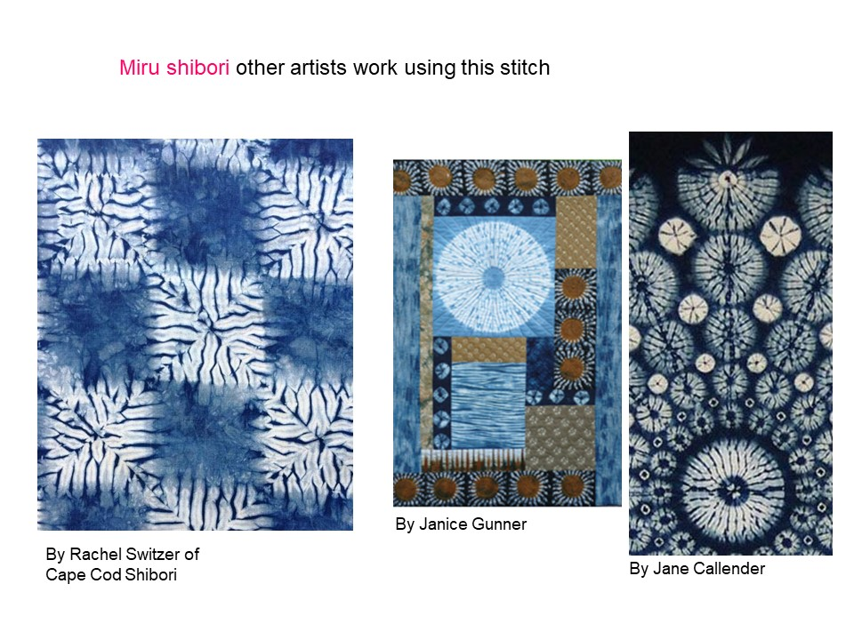 5 most popular shibori techniques for you to explore