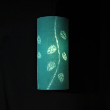 pendant teal green 1