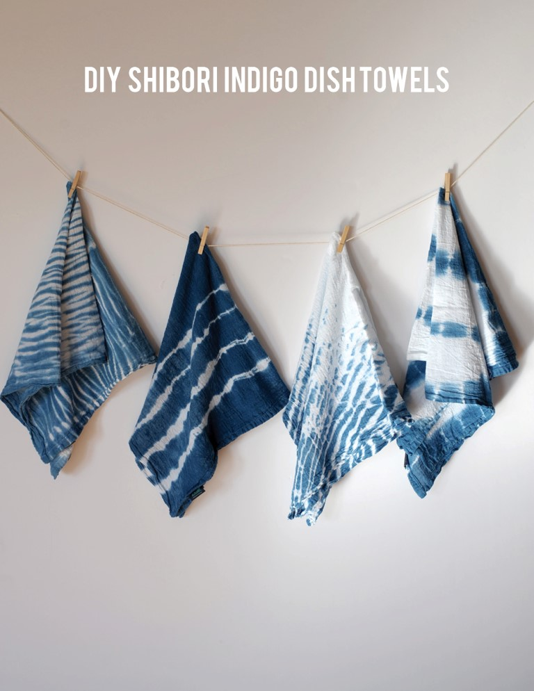 simple shibori blog 4 and 5