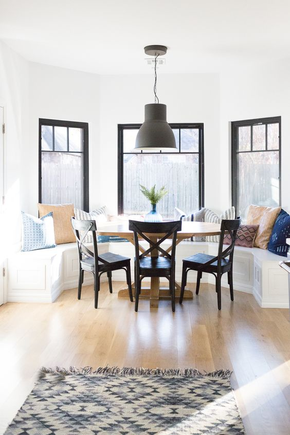 Trend Report: Black Framed Windows || Town Lifestyle and Design