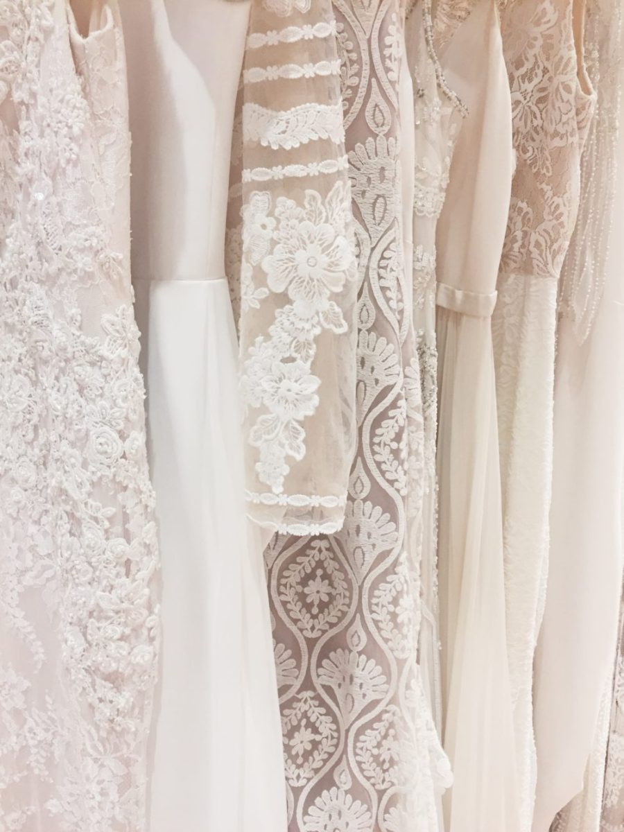 The Dress: Trying on Bridal Gowns