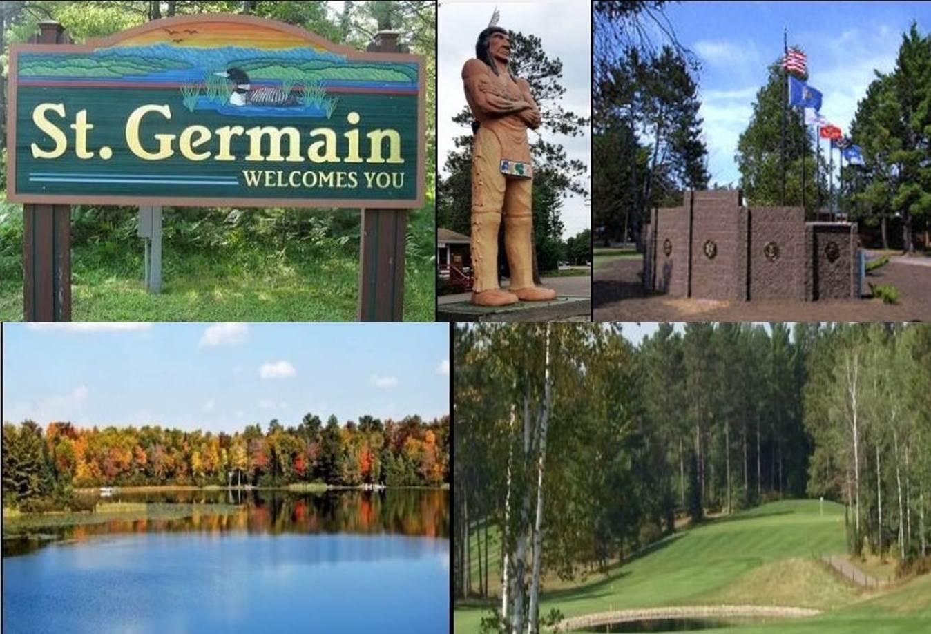 st germain wi 54558