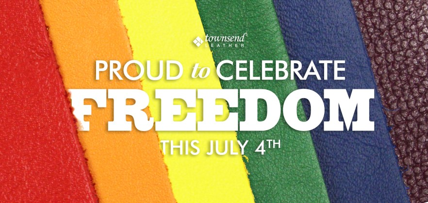 Proud to celebrate freedom july 4th