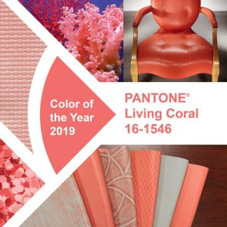 Townsend Leather Living Coral Pantone In-Stock_eBlast_2019_March2