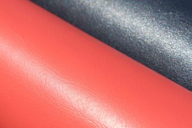 Townsend Leather Pantone Living Coral