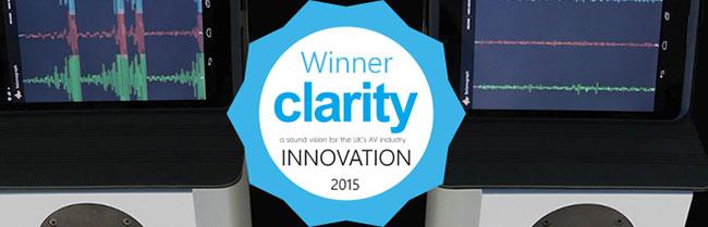 Townshend-seismic-podium-winner-clarity-alliance-2015-innovation