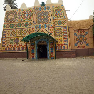 The great Emir's palace is located at Unguwar Jaki Street in Bauchi local government area in the Bauchi state north-east Nigeria and was founded by Fula