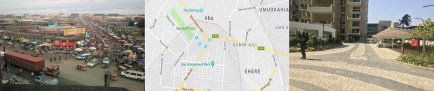 LIST OF TOWNS AND VILLAGES IN ABA