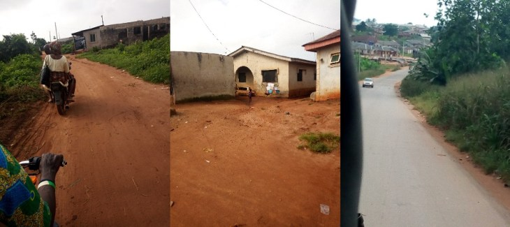 Major Towns and villages in Ijumu LGA
