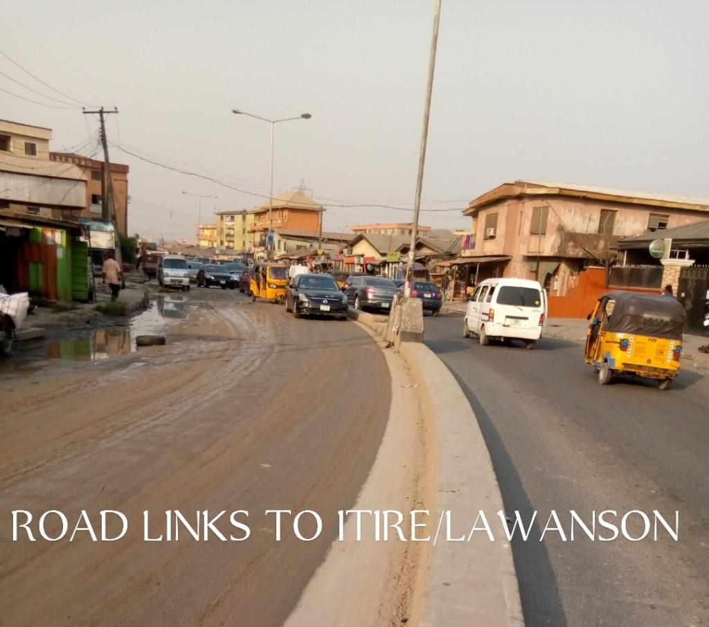 ITIRE/LAWANSON ROAD