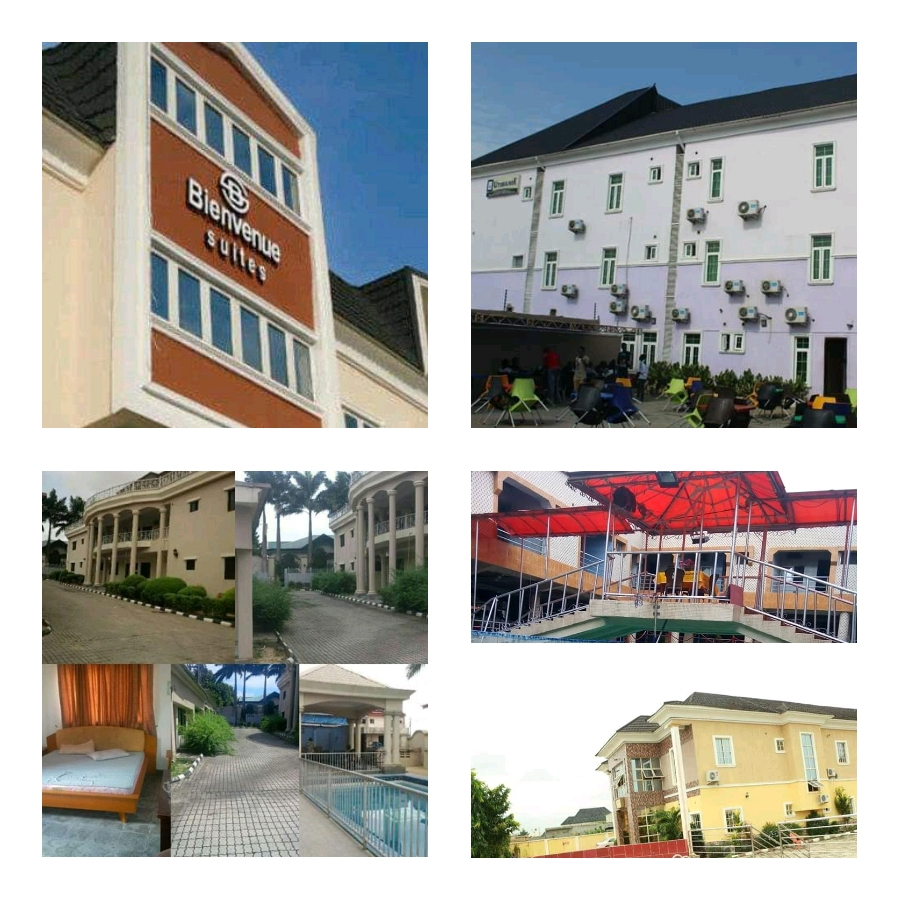 HOTELS IN AJAH LAGOS
