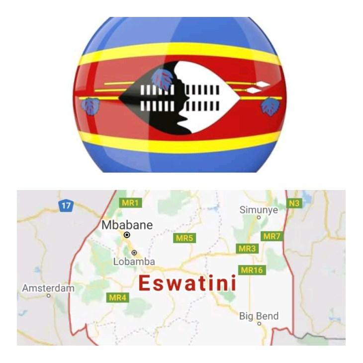 Mbabane Eswatini