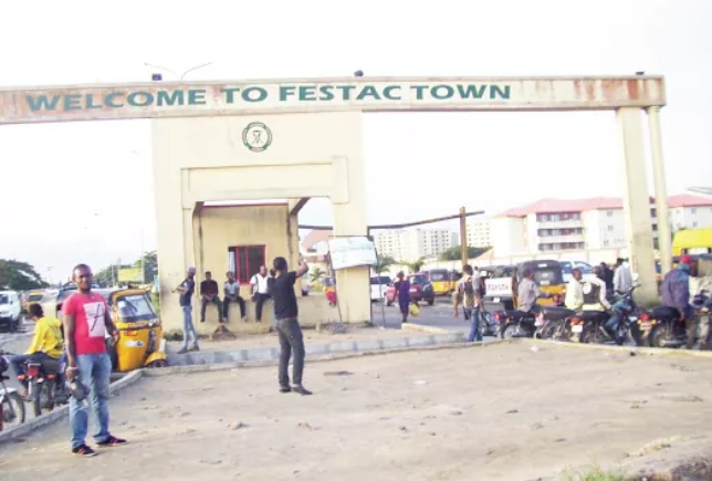 Festac town popular place in Lagos State
